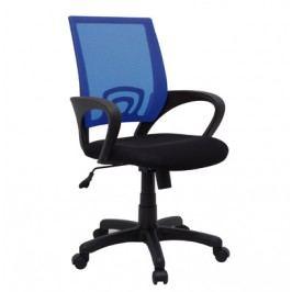 Idea Kancelářské křeslo TREND modré