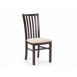 Jídelní židle GERARD 7, ořech tmavý