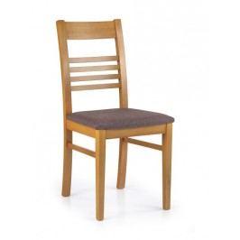 Jídelní židle JULIUS, olše/látka
