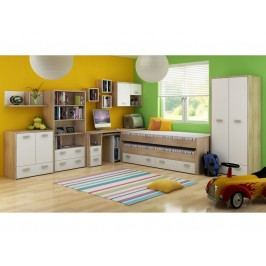 Dětský pokoj KITTY 1, barva: ...