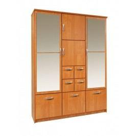 MORAVIA FLAT Předsíň BARCELONA 150 se zrcadlem, barva: