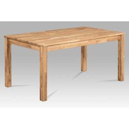 Jídelní stůl 160x90 T-2160 OAK, dub masiv