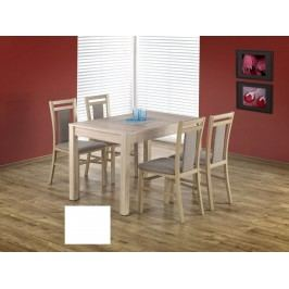 Jídelní stůl rozkládací MAURYCY, bílá