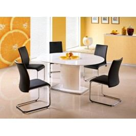 Smartshop Jídelní stůl rozkládací FEDERICO, bílá