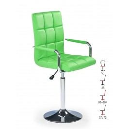 Halmar Dětská židle GONZO, zelená