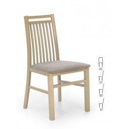 Židle HUBERT 9, dub sonoma