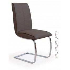 Židle K177, hnědá