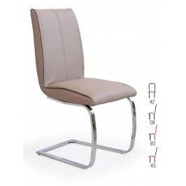 Židle K177, cappuccino