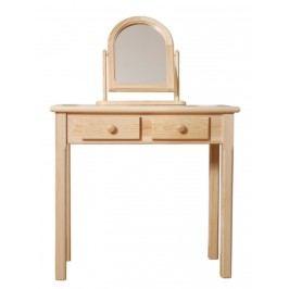 MAGNAT Toaletní stolek, masiv borovice