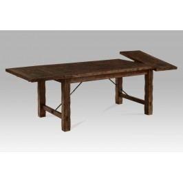 Jídelní stůl rozkládací 160+45+45x95, ořech, T-1920 WAL