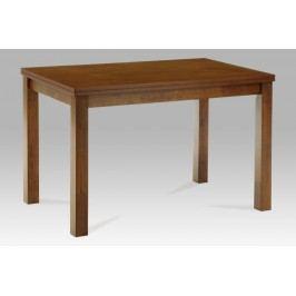 Smartshop Jídelní stůl 120x75cm, barva ořech, SWDT-180 WAL2