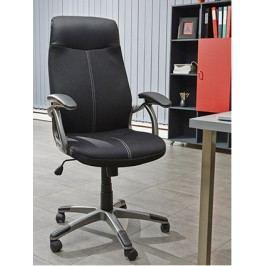 TERANIS, kancelářské křeslo, černá