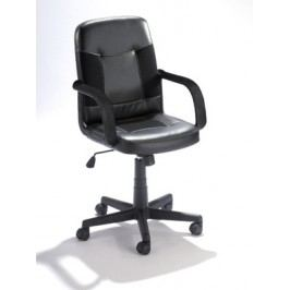 DEMEYERE KAMO, kancelářské křeslo, černá