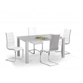 Jídelní stůl RONALD 160, šedý