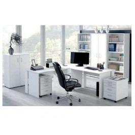 ORFA MIX BETA kancelář - vzorová sestava, bílá