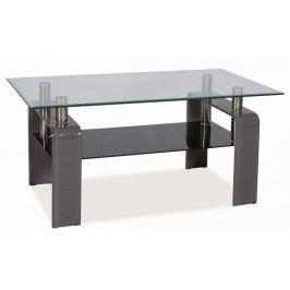 Smartshop Konferenční stolek STELLA - šedý