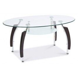 Smartshop Konferenční stolek INESSA B, wenge