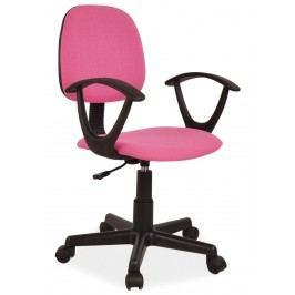 Smartshop Kancelářská židle Q-149 růžová