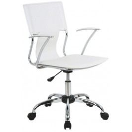 Smartshop Kancelářská židle Q-010 bílá