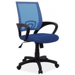 Smartshop Kancelářská židle Q-148 modrá