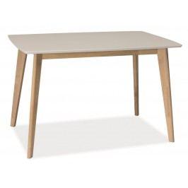Jídelní stůl COMBO, bílý