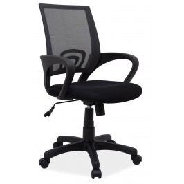 Smartshop Kancelářská židle Q-148 černá
