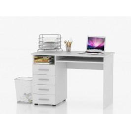 ORFA MIX MICRO psací stůl M21, bílá