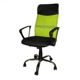 Idea Kancelářské křeslo PRESIDENT zelené