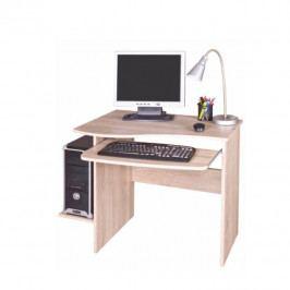 MELICHAR psací stůl, dub sonoma