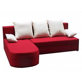 Rohová sedačka WENECJA 7, šedá látka