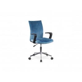 Dětská židle DORAL, modrá