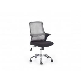 Kancelářská židle AGEN, černo-šedá