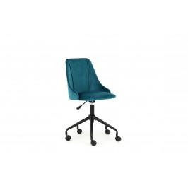 Dětská židle BREAK, tmavě zelená