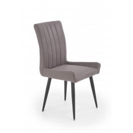 Jídelní židle K-367, tmavě šedá
