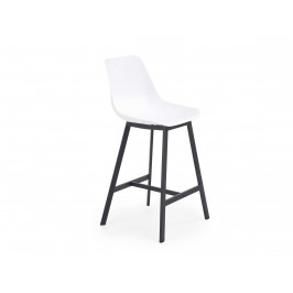 Barová židle H-99, bílá