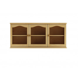Dřevěná kuchyňská skříňka KW106, masiv borovice, moření: …