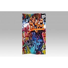 Paravan plátno HA706500, 3-dílný