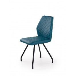 Jídelní židle K242, tyrkysová