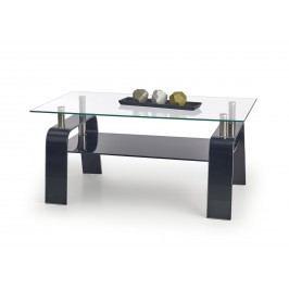 Halmar Konferenční stolek NAOMI, černý