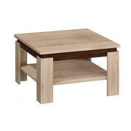 Konferenční stolek ALFA, dub sonoma světlý/dub sonoma tmavý