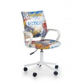 Dětská židle IBIS FREESTYLE, vícebarevná
