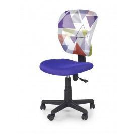 Dětská židle JUMP, fialová