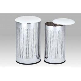 Autronic Set 2 ks prádelní koš / taburet 83300-01 CR
