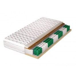 Smartshop Pružinová matrace s pevným rámem HELVETIA LUX 90x200 cm