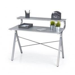 Halmar Elegantní psací stůl  B29, šedý