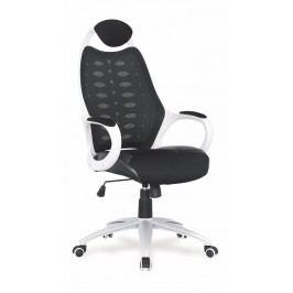 Halmar Kancelářské křeslo STRIKER 2, bílá/černá