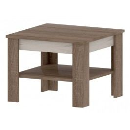 VENECIA A, konferenční stolek, dub sonoma truflový/dub craft bílý
