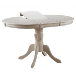 Jídelní stůl OLIVIA rozkládací, bianco