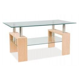 Smartshop Konferenční stolek LISA II, dub