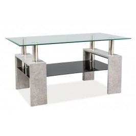 Smartshop Konferenční stolek LISA II, beton